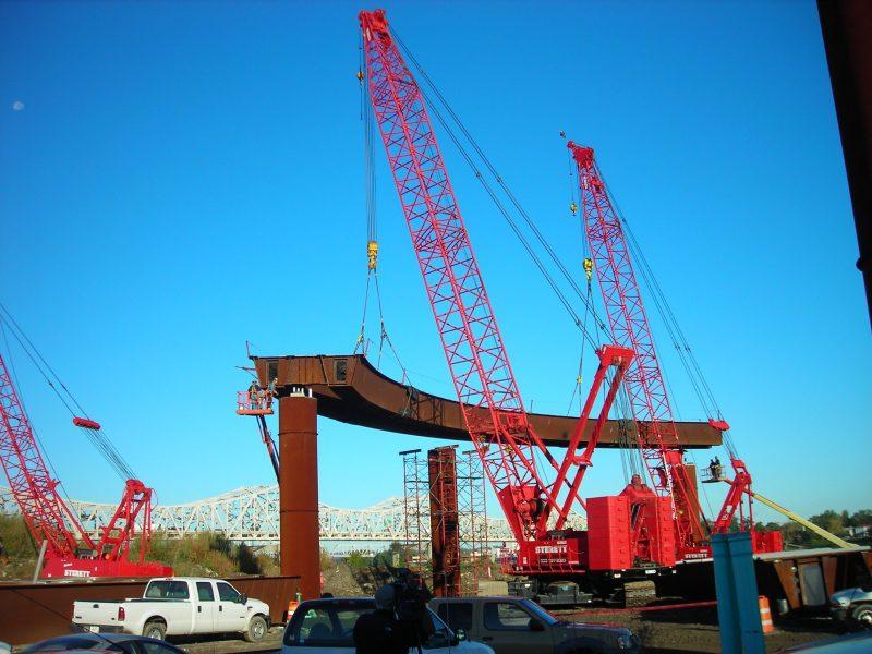 CK2500, CK1600, M10000 Pedestrian Bridge Louisville, Ky
