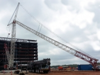 LTM 2800, Building Erection