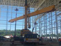 ltm1120-overhead crane assembly