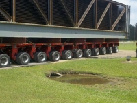 Goldhoffer Self Propelled Trailer 2