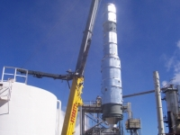 Grove GMk 7550 Column Set Indiana 2