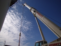 Terex Explorer 5800, lifting 4 Motors Mt Vernon, IN