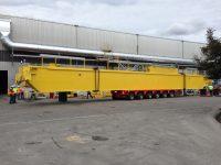 hpt overhead bridge crane logan aluminum 2