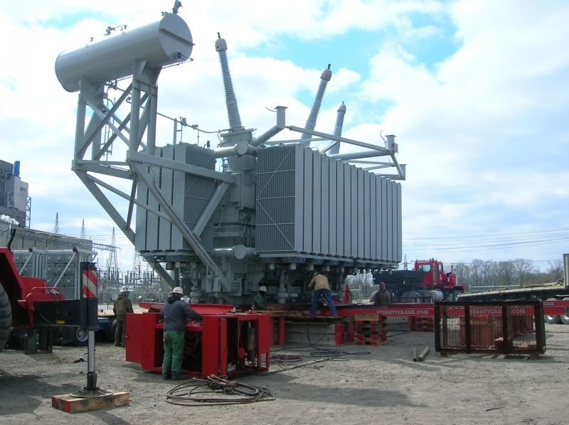 Gallery Power Generation Sterett Crane And Rigging