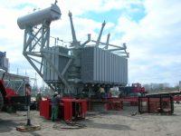 Jack N Slide, System Transformer Project
