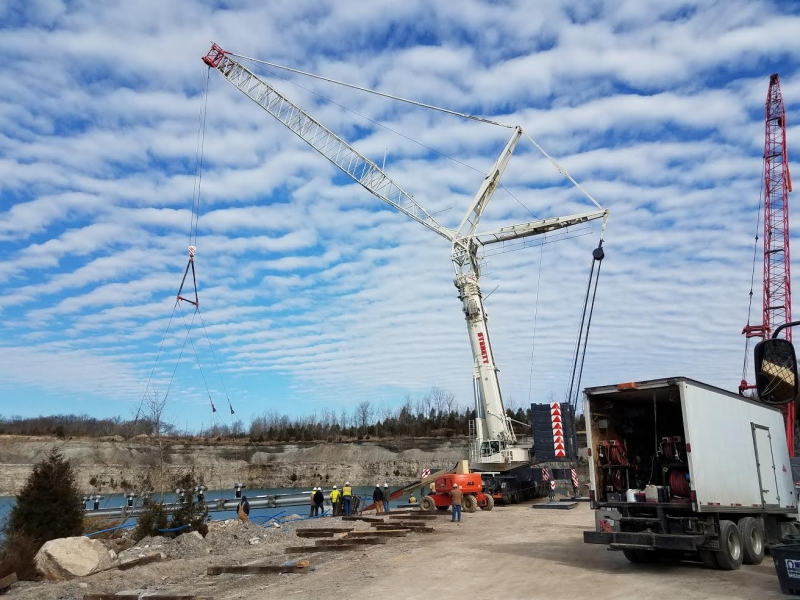 Setting-Water-Pipe-in-North-Vernon-IN