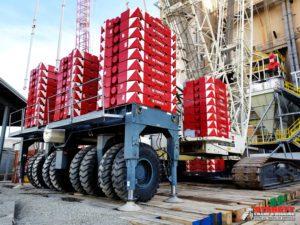 CCDemag 2800 660 Ton Crawler Crane